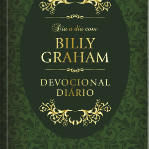 Dia a dia com Billy Graham – Capa Dura